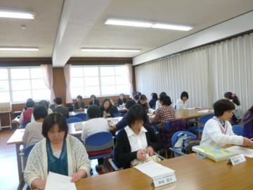 平成25年度PTA総会(会議室)