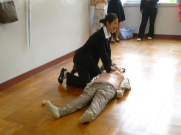 小林さんの研究授業