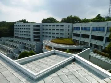 公文国際学園の男子寮棟