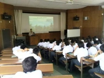 モンゴル人留学生エネビシさん
