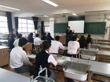 よのなか科の授業(藤岡先生)