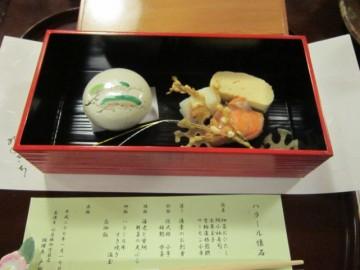 ハラールによる日本料理