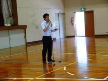 能勢町教育委員会説明