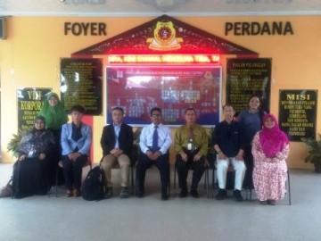 交流予定校MRSM Taiping訪問