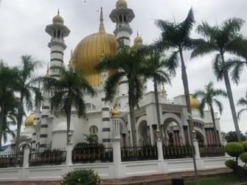 タイピンのイスラム寺院