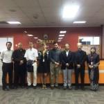 A visit to Kuala Lumpur University