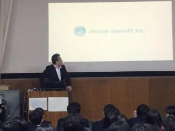 冨井隆春さんの講演